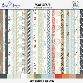 Wave Kissed - Papers