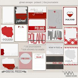 Great Escape:  Poland   The Journalers