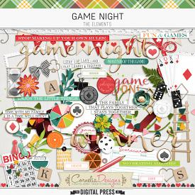 GAME NIGHT | ELEMENTS