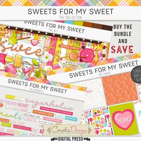 SWEETS FOR MY SWEET | COLLECTION