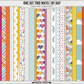 One Kit Two Ways | By Day Paper