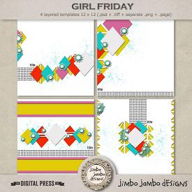 Girl Friday | Templates