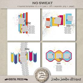 No sweat | Templates