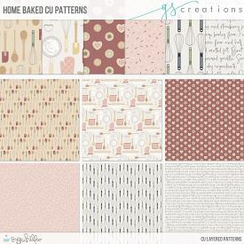 Home Baked Layered Patterns (CU)