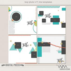Tiny Photo Templates | V.7