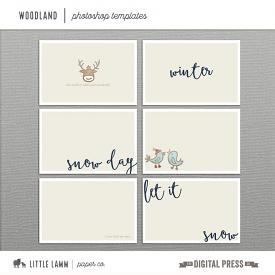 Woodland | Photo Templates