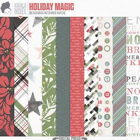 Holiday Magic | papers