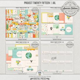 Project Twenty Fifteen | July Collection