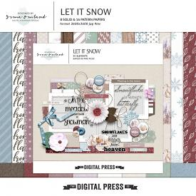 Let it snow - kit