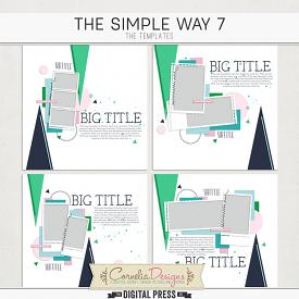 THE SIMPLE WAY 7 | TEMPLATES