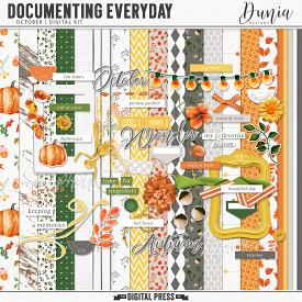 Documenting Everyday | October - Kit