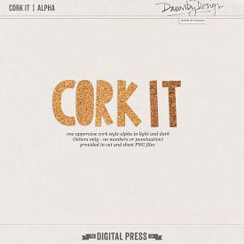 Cork It | Alpha