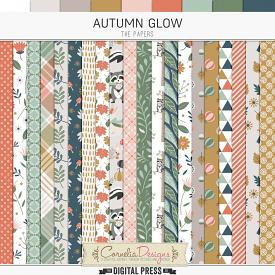 AUTUMN GLOW | PAPERS