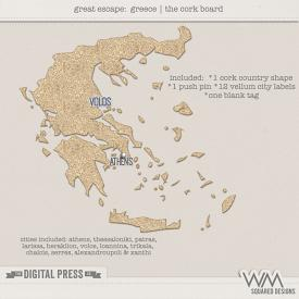 Great Escape:  Greece | The Corkboard
