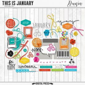 This is January | KIt