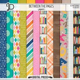 Between The Pages | Papers