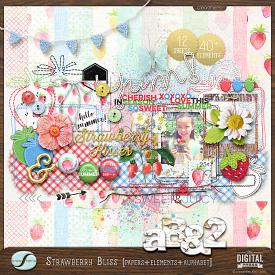 Strawberry Bliss Kit