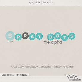 Spray Dots | The Alpha