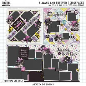 Always And Forever | Quickpages