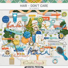 HAIR - DON'T CARE | ELEMENTS