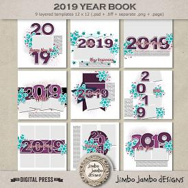 2019 Year book | Templates
