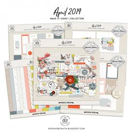 Make it count: April 2019 | collection