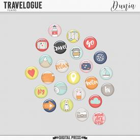 Travelogue | Flairs