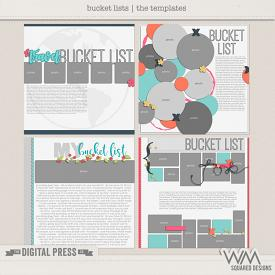 Bucket List | The Templates