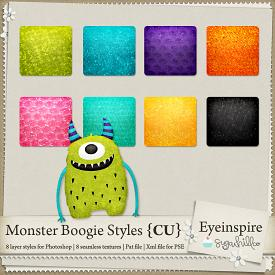 Monster Boogie Layer Styles
