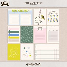 Self Made Story | Journal Cards