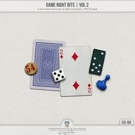 Game Night Bits | Volume 2 (CU)
