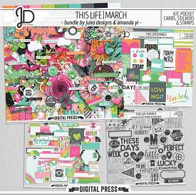 This Life | March - Bundle