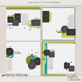 Tiny Photo Templates | V.5