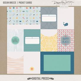 Ocean Breeze | Pocket Cards
