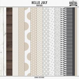 Hello July | Papers