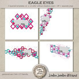 Eagle eyes | Templates