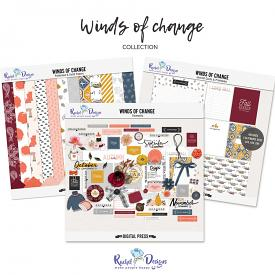 Winds Of Change   Collection