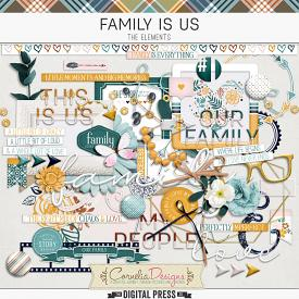 FAMILY IS US | ELEMENTS