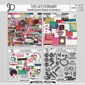 This Life | February - Bundle