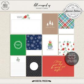 All wrapped up | Pocket cards