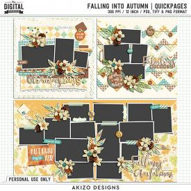 Falling Into Autumn | Quickpages
