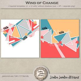 Wind of change | Templates