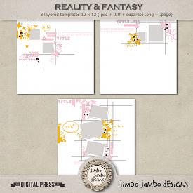 Reality & Fantasy | Templates