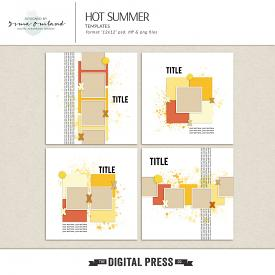 Hot summer - Templates