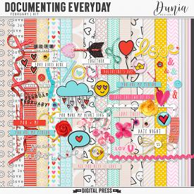Documenting Everyday | February - Kit