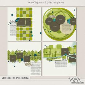 Lots of Layers   The Templates V.3