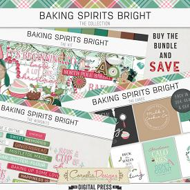 BAKING SPIRITS BRIGHT | COLLECTION