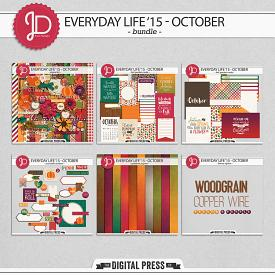 Everyday Life '15 - October | Bundle