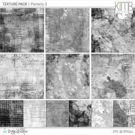 CU | Texture Pack : Painterly 3