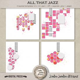 All that jazz | Templates